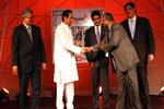 Ramky Infrastructure Limited wins the Infrastructure Company of the Year Award 2012'